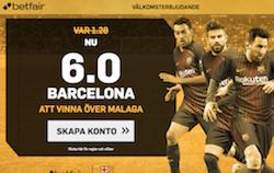 boostat odds pa Barcelona