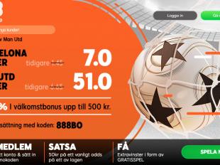 barcelona united odds