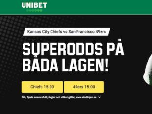 odds super bowl unibet